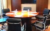 Boardroom 21st floor